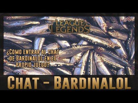 ¿Como Entrar En El Chat De Bardinalol?