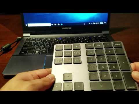 JOYEKY Bluetooth Numeric Keypad