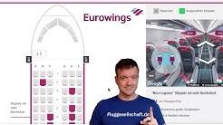 Eurowings Check In - mit und ohne Kosten