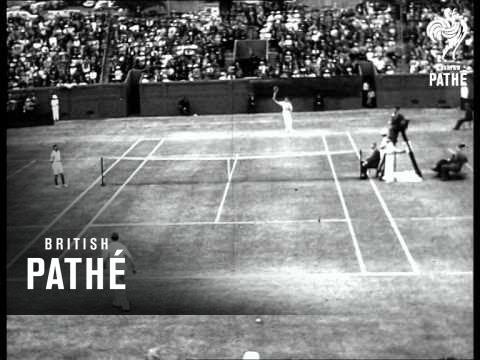 Win, Loss, To Us Tennis Stars Aka Blidge Beats Bromwich At Sydney AKA Budge Beats Bromwich (1938)