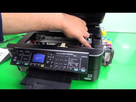Tutorial Reset - Reset Do Chip Full Do Bulk Ink Na EPSON TX620FWD E Similares - SULINK