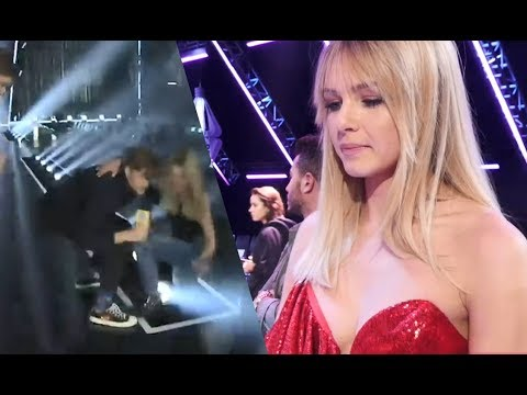Groźny wypadek zwyciężczyni Top Model - Kasi Szklarczyk. Tego nie było w TV!