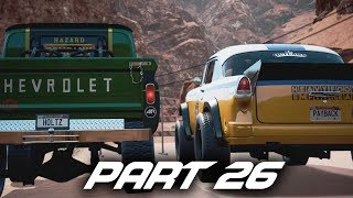 Need for Speed Payback Gameplay Walkthrough Part 26 - HAZARD COMPANY & SUPER BUILD BEL AIR