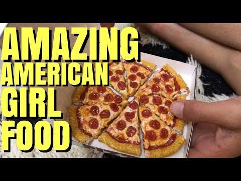 American Girl Food - Starbucks, Krispy Kreme and Much More