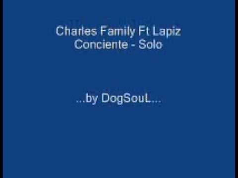 poeta callejero ft.lapiz conciente & charles family solo remix