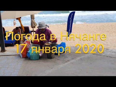 Погода в Нячанге сегодня, 17 января 2020 года + ОТВЕТЫ на ваши вопросы