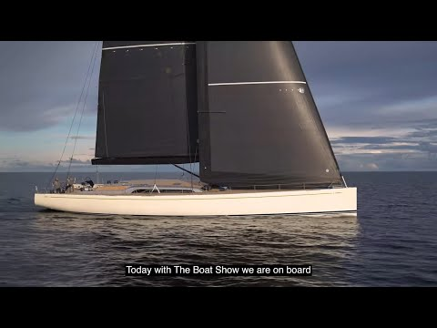 SWAN 98 - Sailing Yacht Exclusive Tour &  Review - The Boat Show