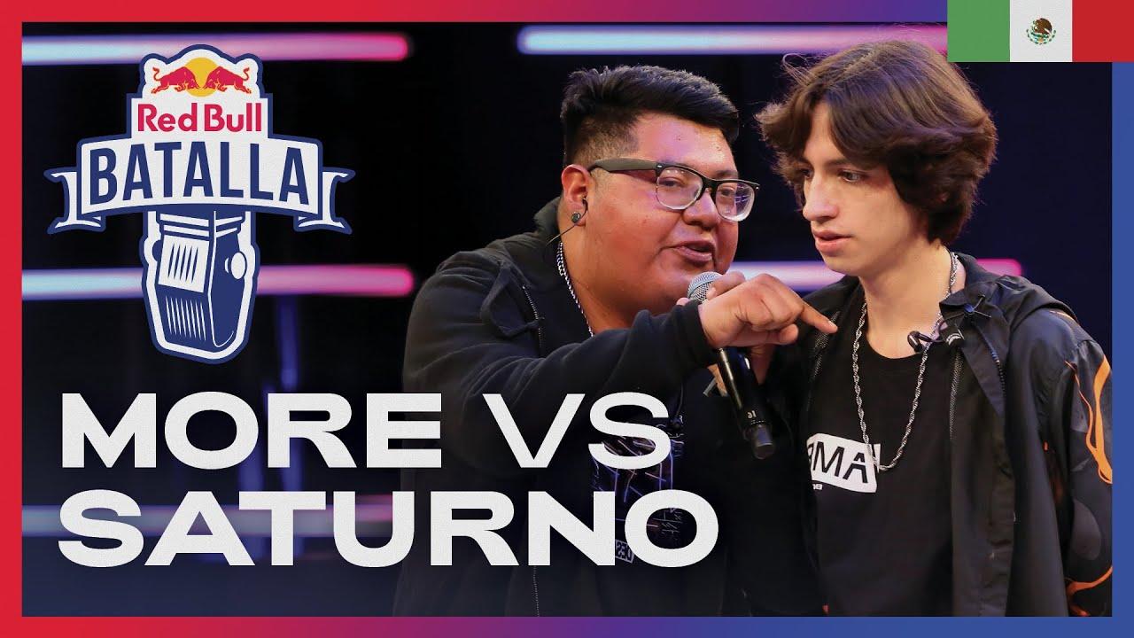 MORE vs SATURNO - Octavos | Red Bull México 2021