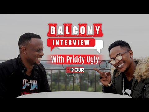 #BalconyInterview: Priddy Ugly On Why He Signed x His Relationship