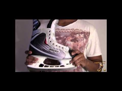 Bauer Vapor X05 Ice Hockey Skates Video Review (skateattack.co.uk)