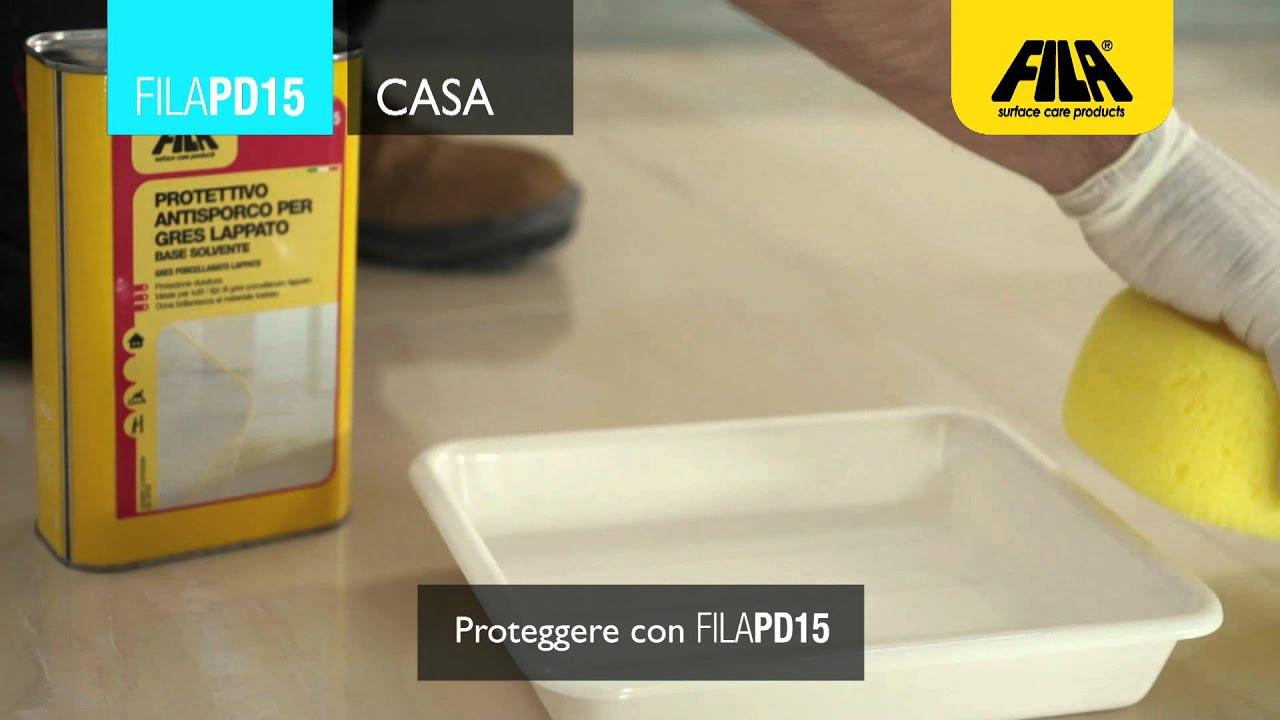 Come Proteggere Dallo Sporco Il Gres Porcellanato Lappato Filapd15