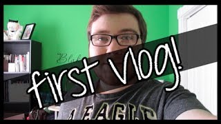 FIRST VLOG! - INTRO, COOKING, CAMP TAKOTA, YOUTUBE Thumbnail