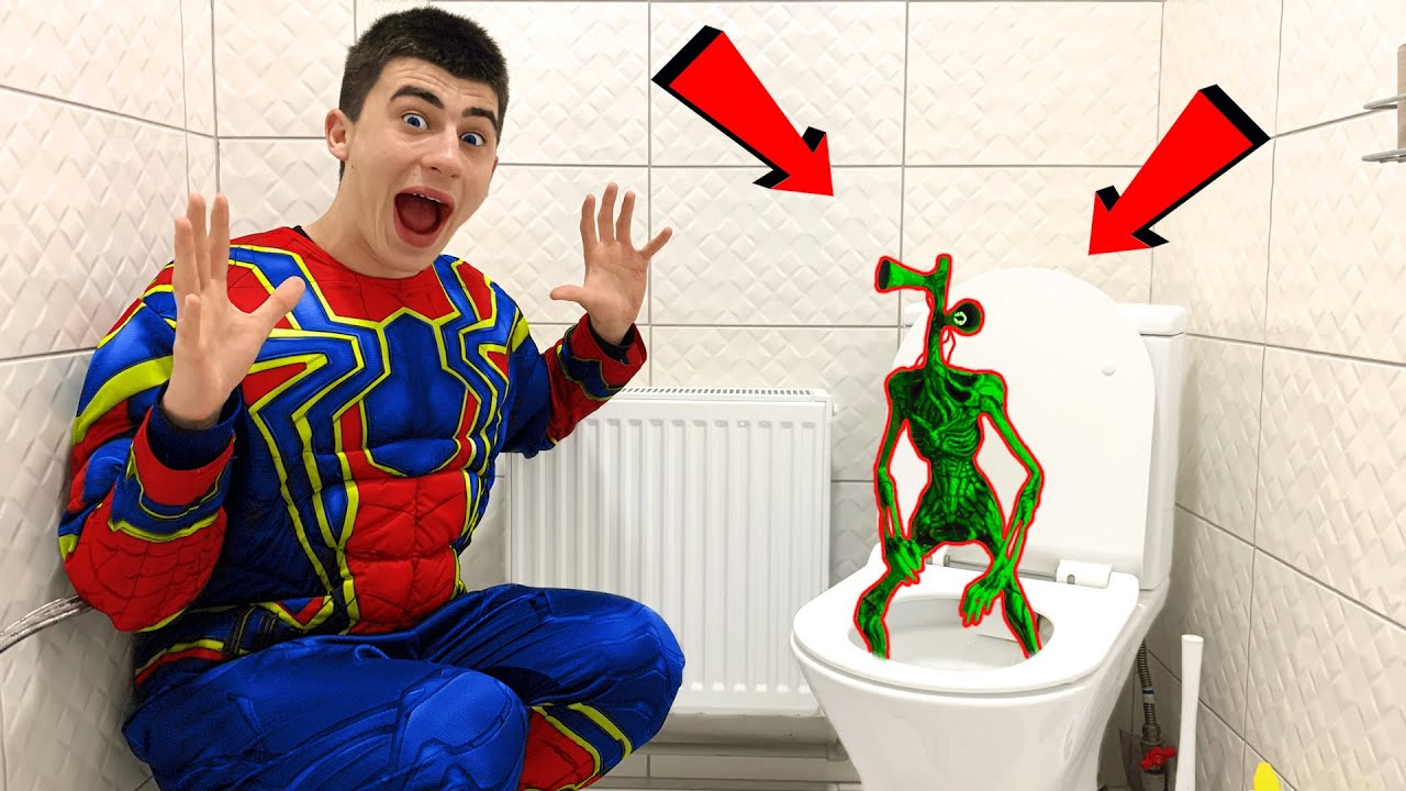 Spider-Man Problems İn Real Life #4