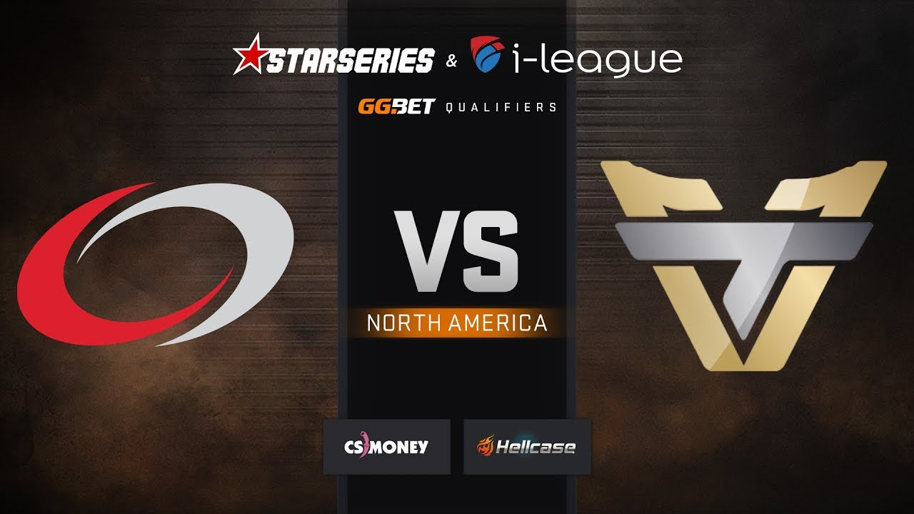 [EN] compLexity vs TeamOne, map 3 Cache, StarSeries & i-League S7 GG.Bet NA Qualifier