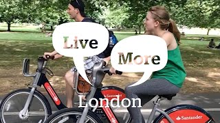 Small budget, BIG adventure - London