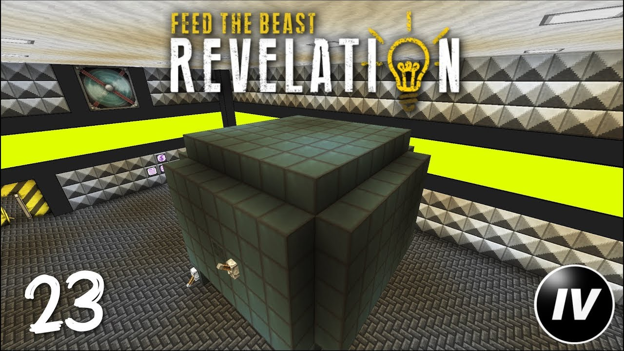 FTB Revelation - Ep 23 - NuclearCraft Fission Reactor