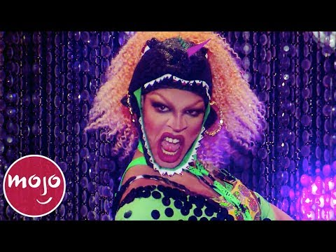 Another Top 10 RuPaul's Drag Race Runway Outfits