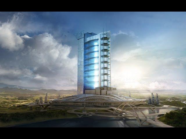 State Azure - Silver Citadel