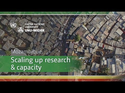 Mini-documentary: Mozambique - Scaling Up Research And Capacity