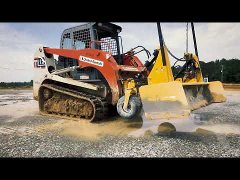 Lithko Contracting Stays On Schedule With HitchDoc Dual Dozer System