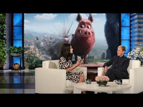 Mila Kunis Can Rely On Ellen To Get Flood Updates In Their Neighborhood