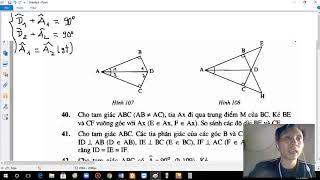 Download Hình 7. Luyện tập 2(Trường hợp bằng nhau thứ 3 của tam giác). SGK toán 7 tập 1 trang 124