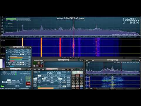Radio Veritas Asia, Tagalog/English service, 15620 kHz, 19 JAN  2018,  15:43 UTC