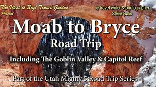Grand Circle Tour: Moab to Bryce blu-ray / DVD free preview