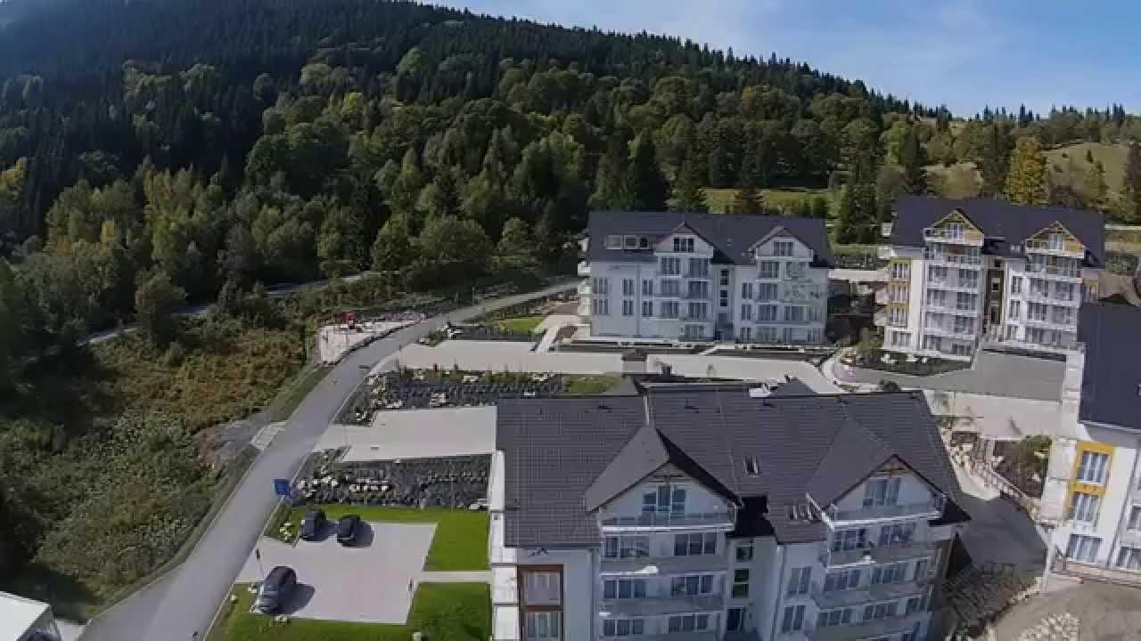Apartamenty Czarna G 243 Ra Hotel Morawa Stronie Śląskie Youtube