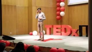 Ni millonario ni jefe ¿por qué emprender? | Francisco Del Villar | TEDxITAM
