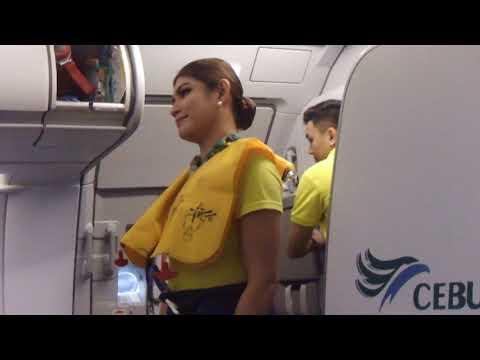 Sting Boy      ~      Cebu Pacific Air LINE      Cebu To  Clark             2020