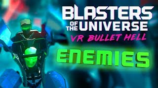 Blasters of the Universe | Face Endless Enemy Waves | PS VR