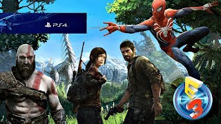 E3 2017 Sony Playstation Press Conference Live Reactions & Review