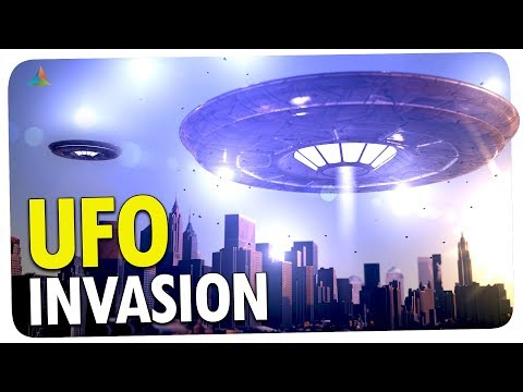 UFO-Invasion in Brasilien - Die