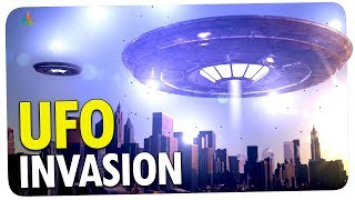 UFO-Invasion in Brasilien - Die
