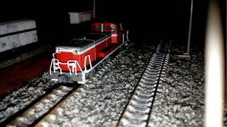 [鉄道模型] JR DE10(1000番代/JR東海仕様)+ホキ800形