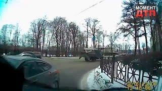 Момент ДТП: Санкт-Петербург, 07.12.2016