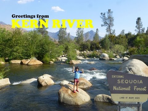 KERN River Camping, Fishing & Rafting