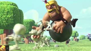Clash of Clans Update | 1 Gem Boosts | New Official Ads
