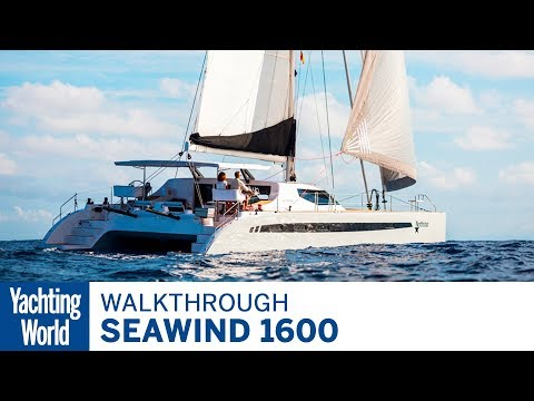 Seawind 1600 | First Look | Yachting World