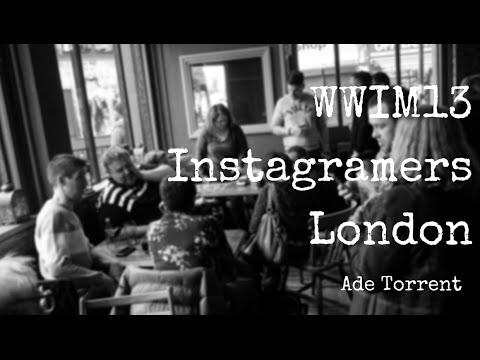 WWIM13 || Instagramers London || Film Cameras Highlights