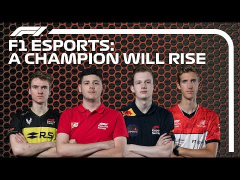 A Champion Will Rise   F1 Esports Pro Series 2019
