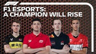 A Champion Will Rise | F1 Esports Pro Series 2019