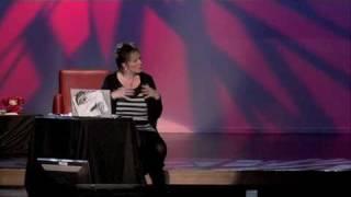 Z Depth Technology: Brenda Frisk at TEDxAuckland video