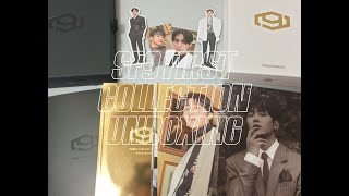 UNBOXING SF9 (에스에프나인) FIRST COLLECTION ALBUM