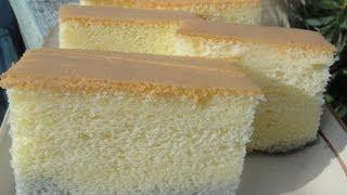 How To Make Cotton Soft Ogura Cake Recipe - 相思蛋糕