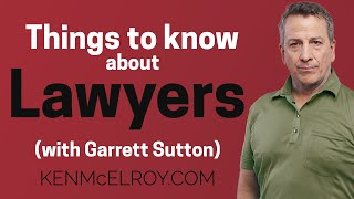 Why the Legal Side of Real Estate is SO Important (with Garrett Sutton)