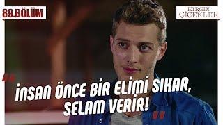 Ali'yi azarlayan Eylül! - Kırgın Çiçekler 89.Bölüm (Yeni Sezon)