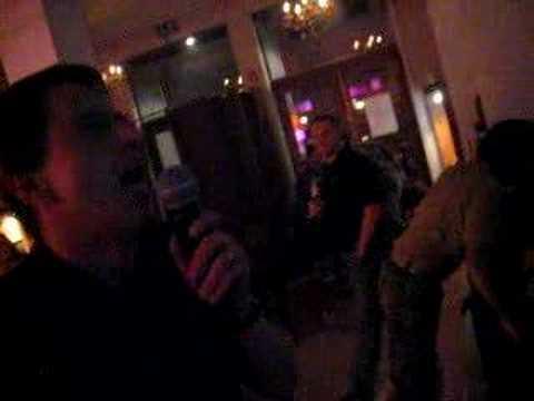 Karaoke - Pornojochen und Fernando im Capitol!