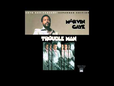 Marvin Gaye ~ Trouble Man {Movie Version} mp3